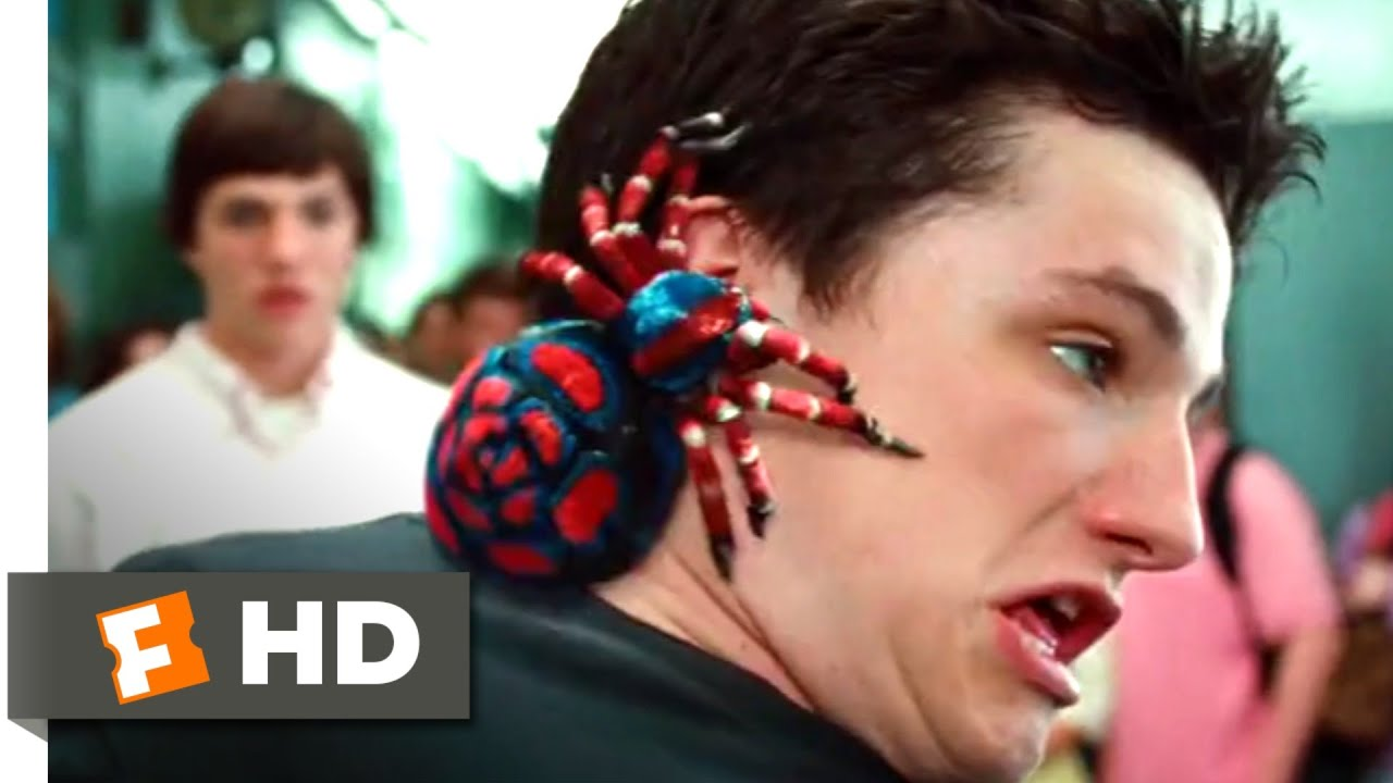 Cirque du Freak (2009) - The Spider Escapes Scene (3/10) | Movieclips