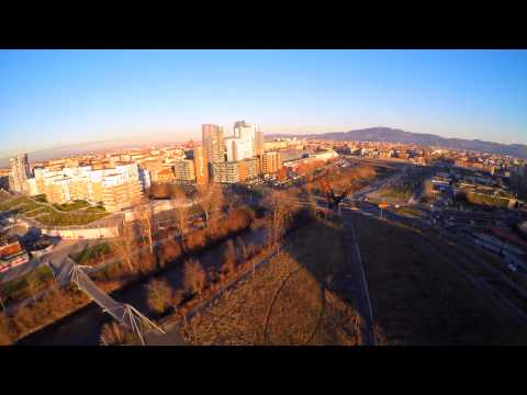 Turin from the Sky