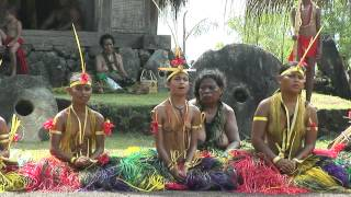 Yap Day - A Cultural Highlight On The Micronesian Island of Yap ヤップ島 検索動画 7