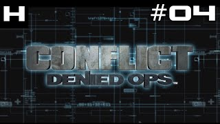 Conflict Denied Ops Walkthrough Part 04 [PC]