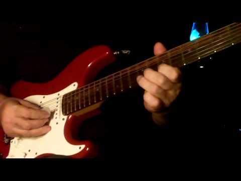 Ae mere humsafar Guitar Instrumental...{:-)