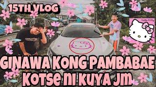 Video 15TH VLOG!! GINAWA KONG PAMBABAE KOTSE NI KUYA JM!! download MP3, 3GP, MP4, WEBM, AVI, FLV September 2019