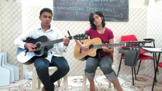 Aashique II - Hum tere bin kahin (Instrumental Cover by Yashu & Meet)