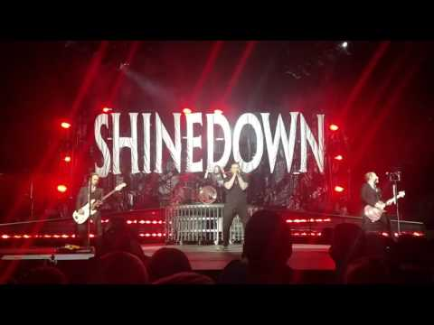 Shinedown- Adrenaline-Live From The Pit at The Pepsi Center-Denver, Co