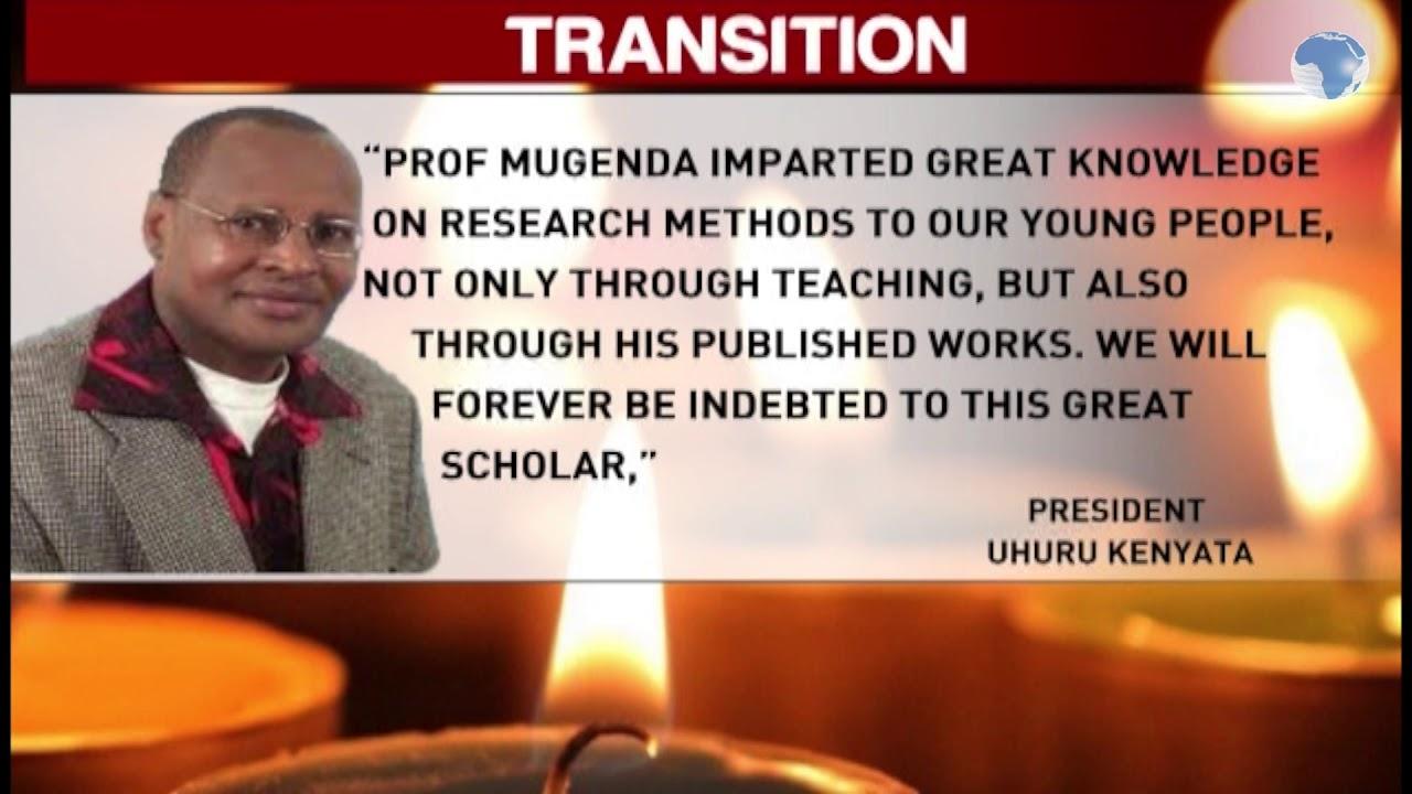 President Kenyatta sends a message of condolence to the