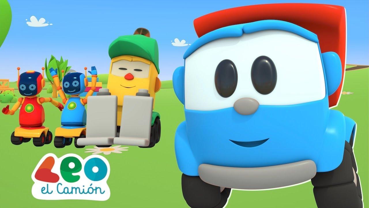 Leo el Camión - Diversión de Verano - 20 Minutos para niños en español