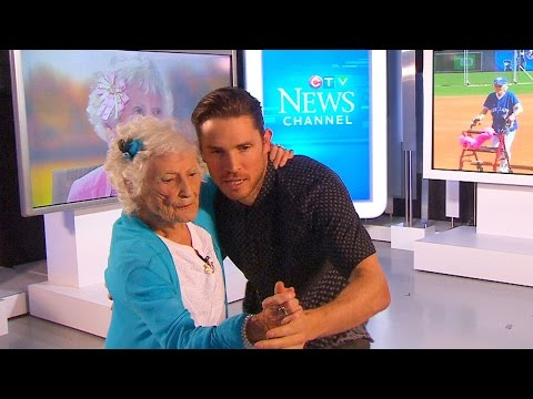 Dancing queen: 103-year-old dreams of finding dance partner