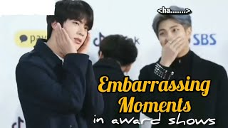 Download lagu BTS Embarrassing Moments in award shows