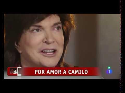 Camilo Sesto presenta su último disco, Camilo Sinfónico (Corazón)