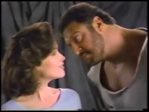 Janine Turner & Lyle Alzado 1987 Tegrin Shampoo Commercial