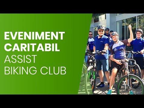 Eveniment Caritabil pentru copiii cu autism din Suceava   ASSIST Biking Club