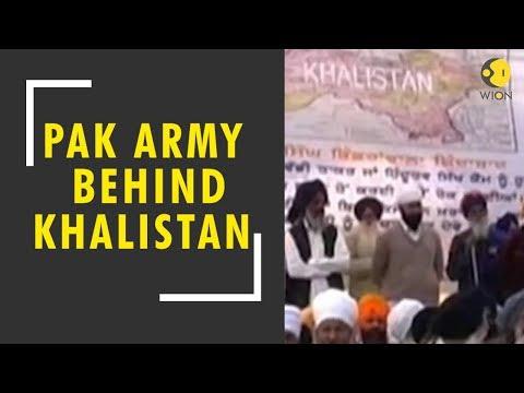 Pak army behind pro-Khalistan protests