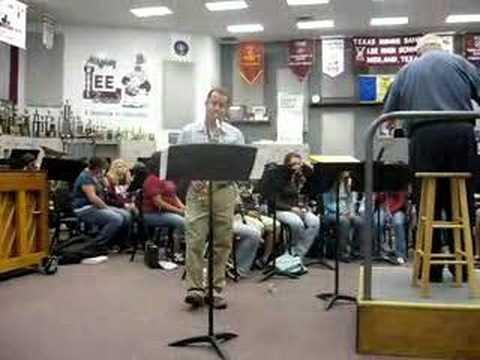 Czardas-Jordan Holmes with the Lee Band