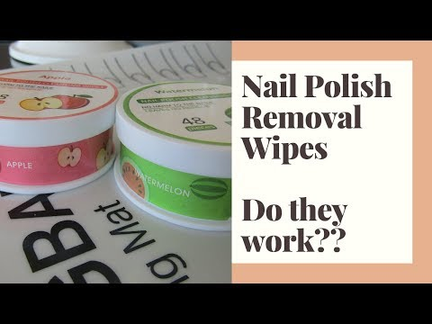 nail-polish-removal-wipes-|-do-they-work?