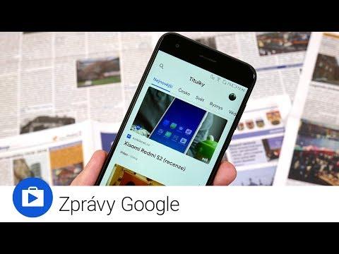 Zprávy Google (Android aplikace týdne)