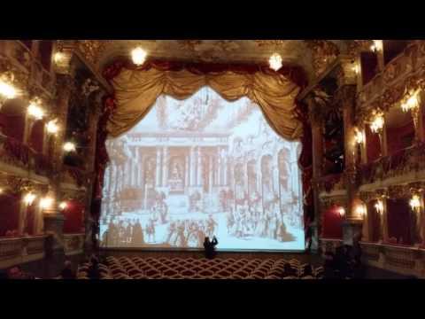 Cuvilliés Theater Munchen Residenz Germany - Teatro Cuvilliés Monaco di Baviera Residenza