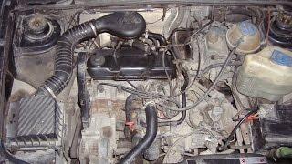 1  Замена кожуха ГРМ на VW Passat B3