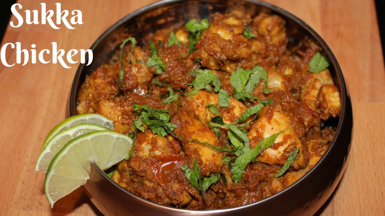 Chicken Kitchen Curry Recipe
