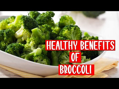 How To Lose Fat Fast – Healthy Benefits Of Broccoli