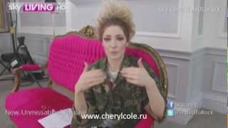 Nicola Roberts Spills On Cheryl Cole's Style