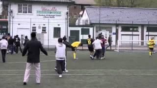 IFL LONDON FINALS 05th May 2012