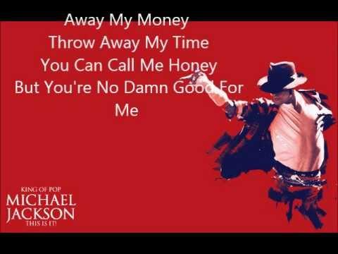Michael Jackson - Dangerous - Lyrics - HQ