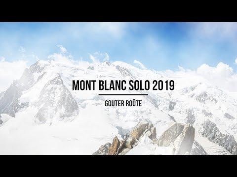 Mont Blanc solo 2019