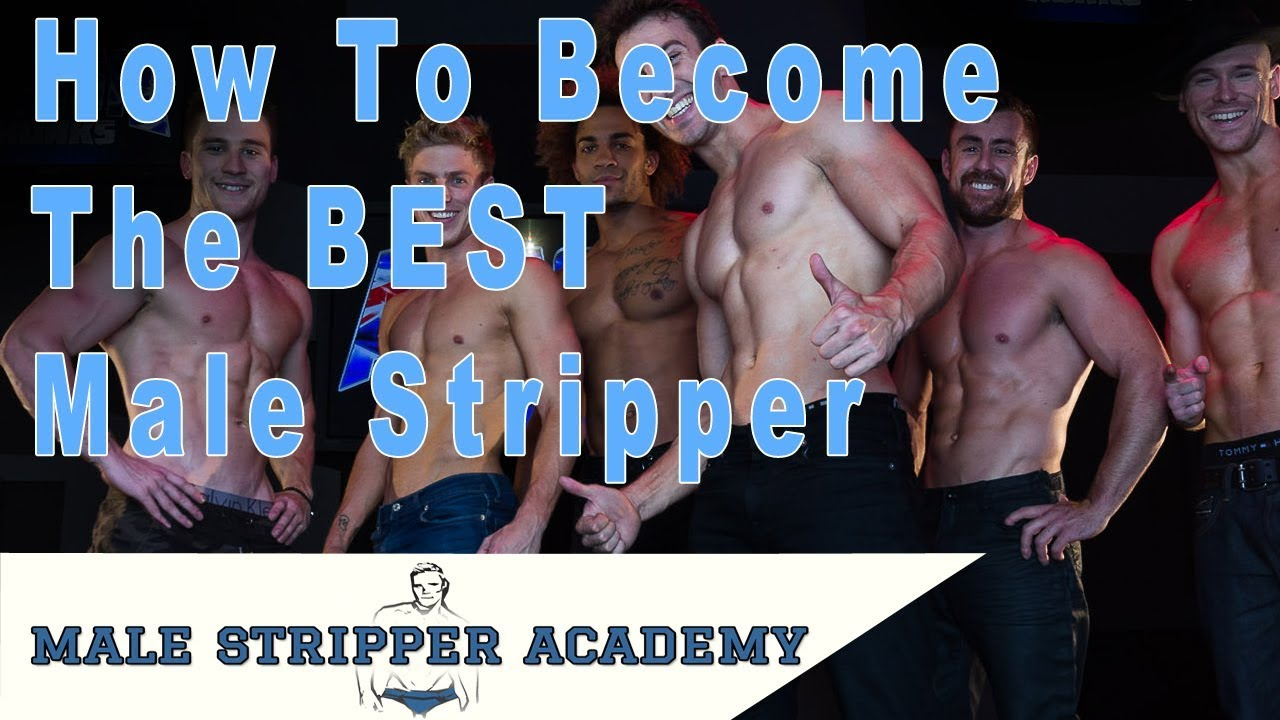 Stripping tutorial male