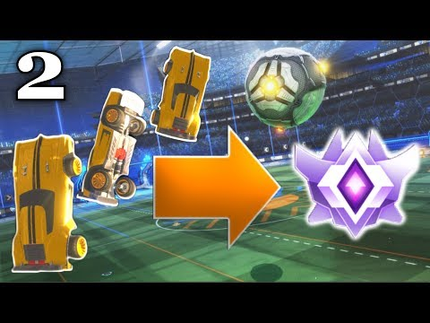 Freestyle to Grand Champion EP2 | Rocket League