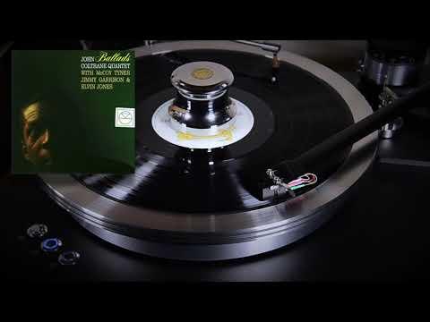 Say It (Over And Over Again) - John Coltrane Quartet [VPI HW-40 Anniversary Direct Drive]