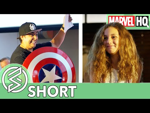 "Marvel Rising – Young Storytellers | ""Special Friendship"" by Isabella 