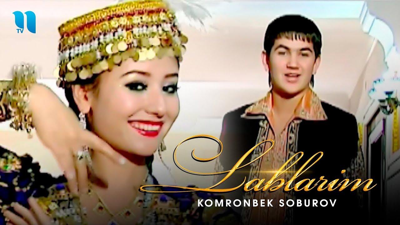Komronbek Soburov - Lablarim