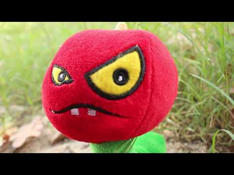 Plants vs Zombies Plush Toys: Zombie plants tree   MOO Toy Story