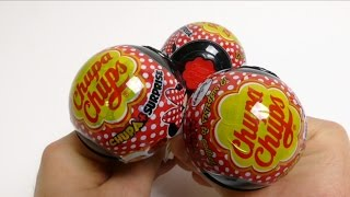 Chupa Surprise Balls - Chupa Chups Surprise Lollipops Minnie Mouse