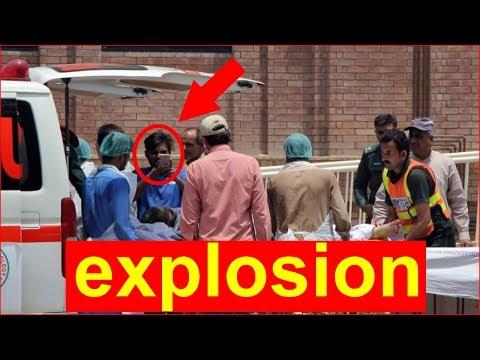 Pakistan oil tanker truck explosion kills at least 135