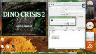 Dino Crisis 2 - PC - Cheat Engine
