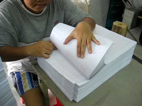 Paper Counting Youtube