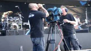 "Staind - ""Mudshovel"" - Download Festival UK - 12th June 2009"