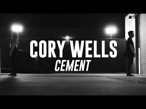 """Cory Wells """"Cement"""" Official Music Video Mp3"""