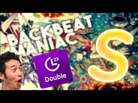 osu4k Camellia - Backbeat Maniac Rewind VIP +DT - 9556% 1 FIRST DT S