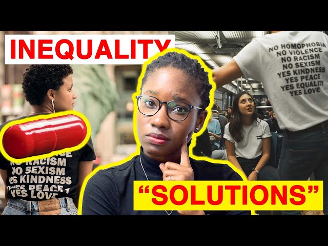 Inequality - What Can be Done? (3)