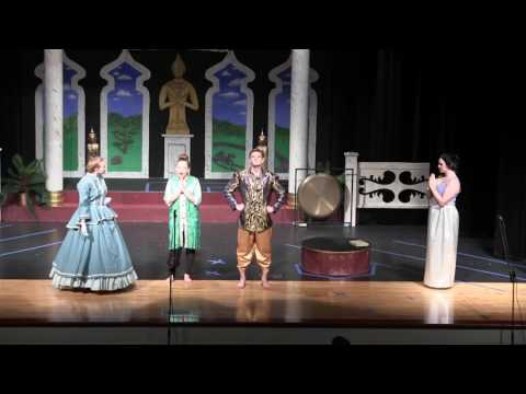 "Fort Jennings HS presents ""The King and I"""