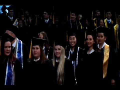 Spring 2016 Commencement - Gulf Coast