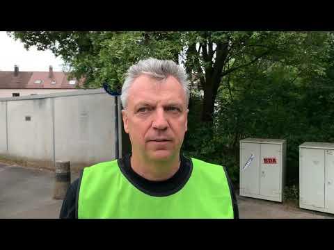 Geplante Protestkundgebung Stromtrasse in Schwabach & Roth gegen die geplante Juraleitung