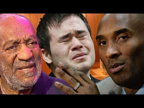 Bill Cosby's Countersuit, Officer Daniel Holtzclaw Verdict & Kobe Bryant's Legacy