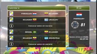 Descarga, Instalación Y GamePlay Del Parche Sudamericano Para PES 2014 (PC) - TricolorPes Ecuador