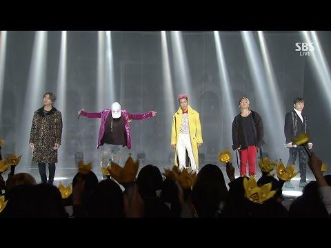 BIGBANG - 'LAST DANCE' 1218 SBS Inkigayo