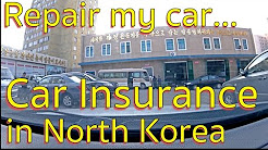 Car Insurance in North Korea
