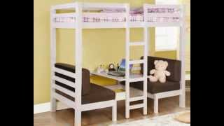 Single Bunk Beds For Kids