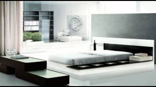 Impera - Modern-contemporary Lacquer Platform Bed